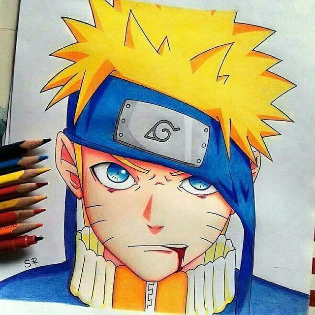 Photo of Quer aprender a desenhar Anime ?_Clique no Pin_