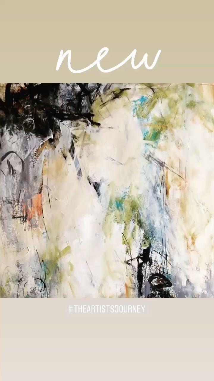 Nancy Hillis   Abstract Artist #abstract #abstractart #abstractpainting