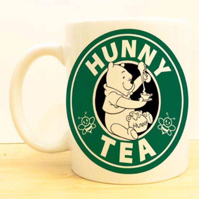 Pooh Hunny From Starbucks Tea Disney MugWinnie Coffee The Www IfyY6b7gv