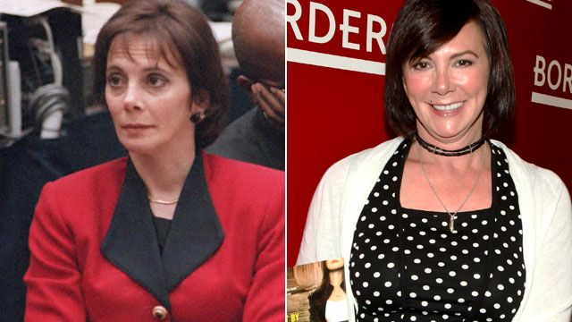 Oj Simpson Trial Where Are They Now Marcia Clark Trials