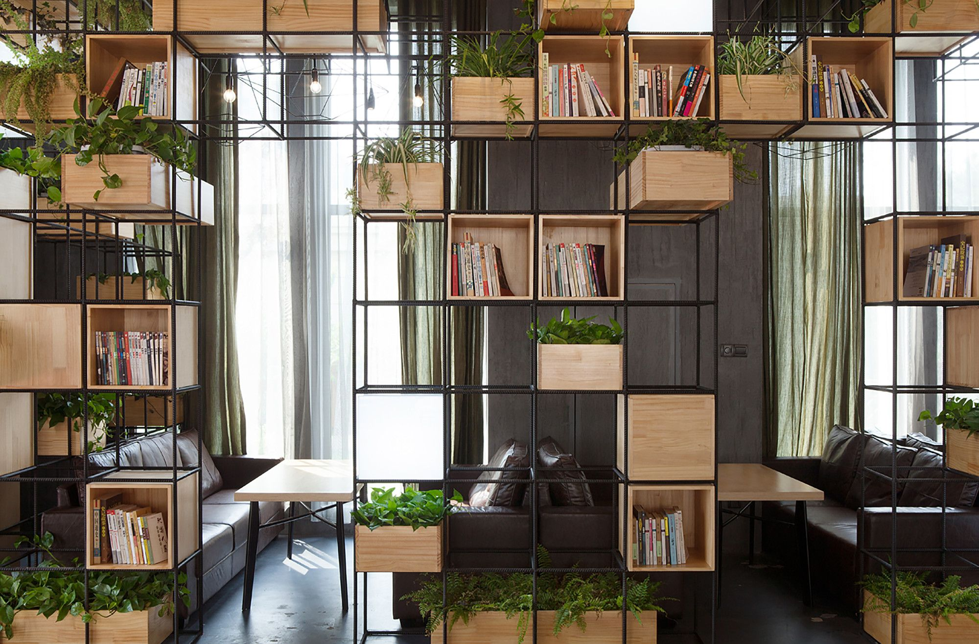 Gallery Of Home Cafes Penda 19 Home Cafe Cafe Interior Design Home cafe room design