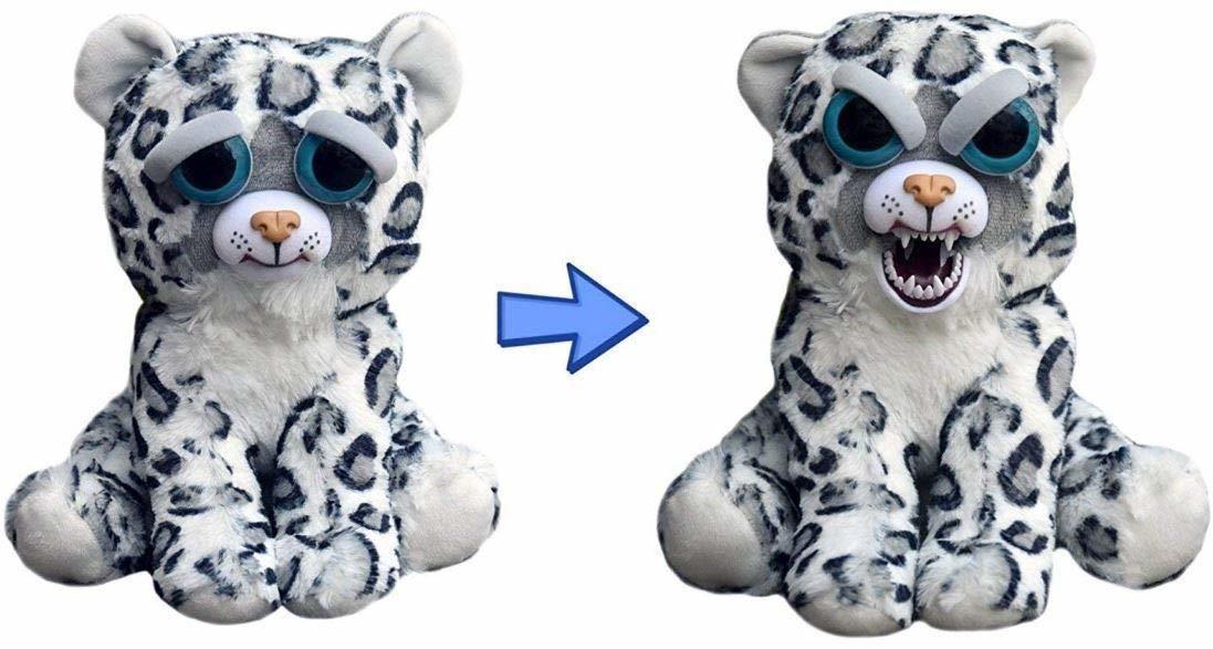 Feisty Pets Lethal Lena Transforming Leopard Plush Plush Animals Pet Tiger Pets