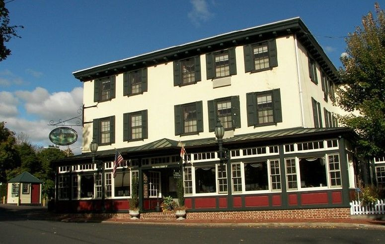 The Logan Inn New Hope Pa Claims To Have Four Ghosts