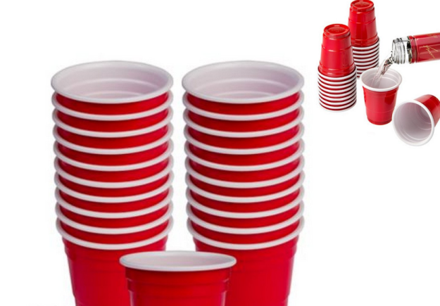 21 Ridiculously Cool Gifts College Students Never Knew They Needed Party Cups Pink Plastic Plastic Cup