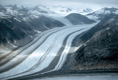 Glacier Picture Gallery Sea Level Rise Global Warming Climate