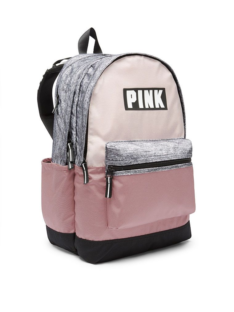 Campus Backpack - PINK - Victoria s Secret  aa389b4ae3a35