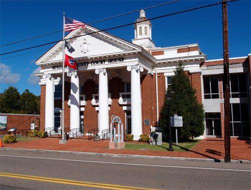 Blountville Historic District In Sullivan County Tennessee