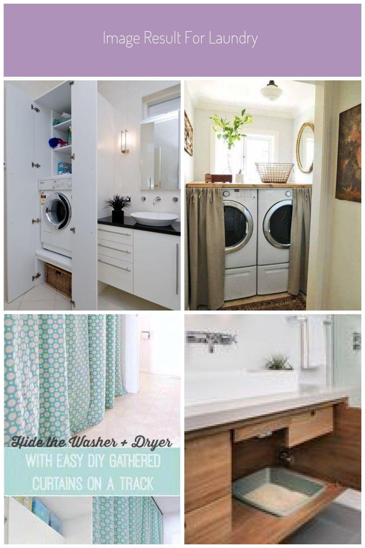Image Result For Laundry In Bathroom In 2020 Badezimmer Wasche Neues Badezimmer Schrank Unter Treppe