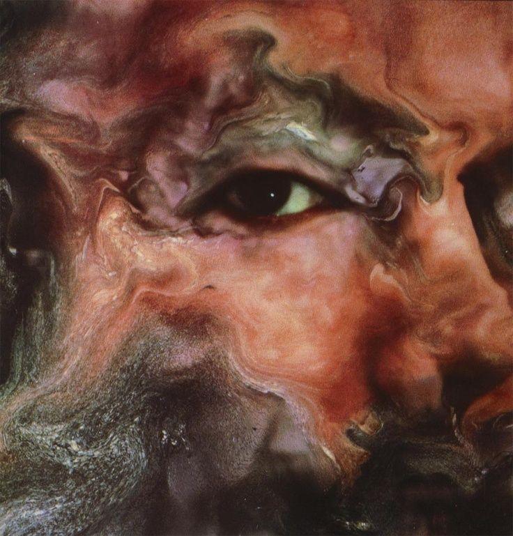 Lucas Samaras Self Portrait