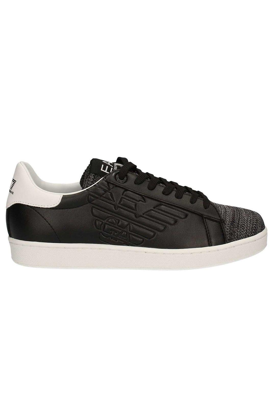 Emporio armani - baskets 278080 7p299 noir homme | Chaussures pour