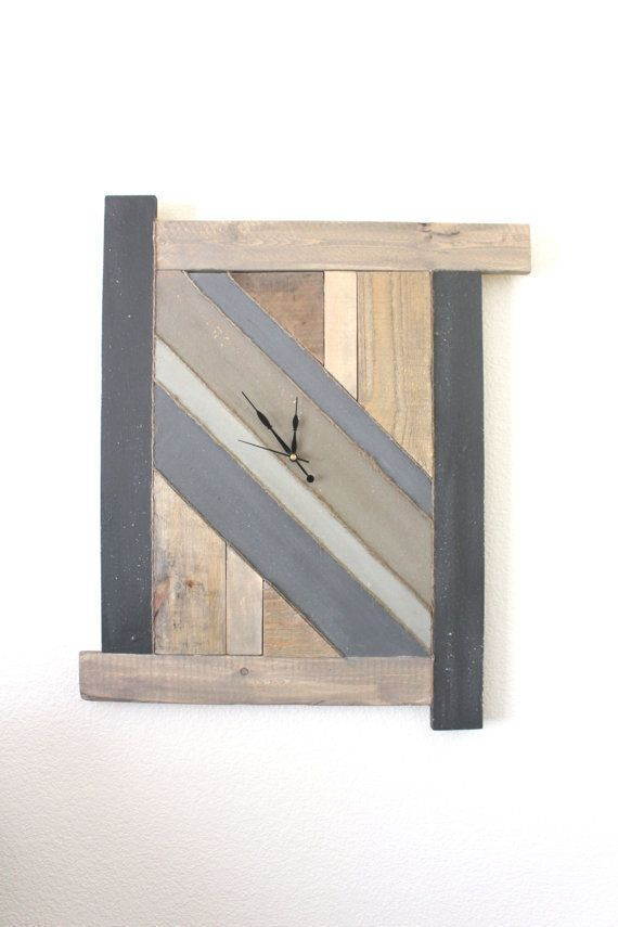 Wood Plank Wall Clock Decor Planks Of The Pier Wooden Rustic Beach Cottage Nautical Coastal Home