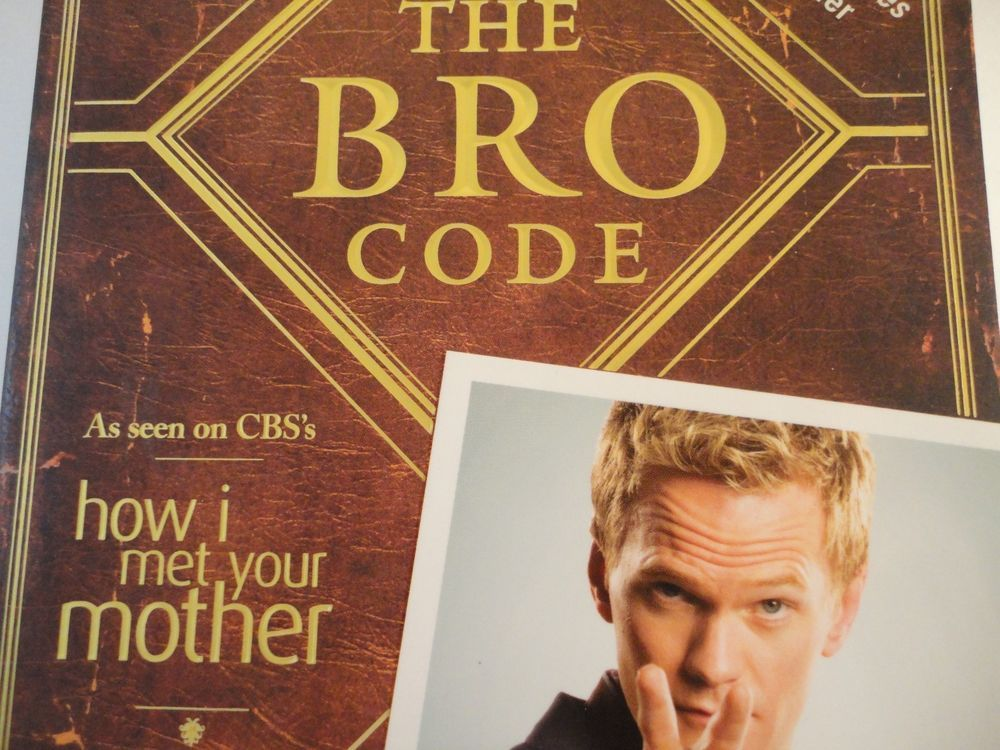How I Met Your Mother - Bro Code