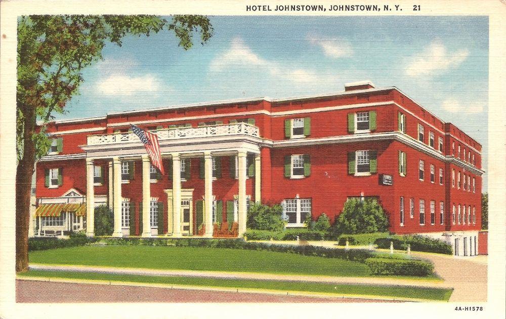 Hotel Johnstown New York