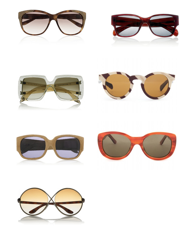 Survival of the fastest: the best shades for the summer!