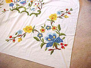 Progress tobin vintage tree of life applique quilt kit nova