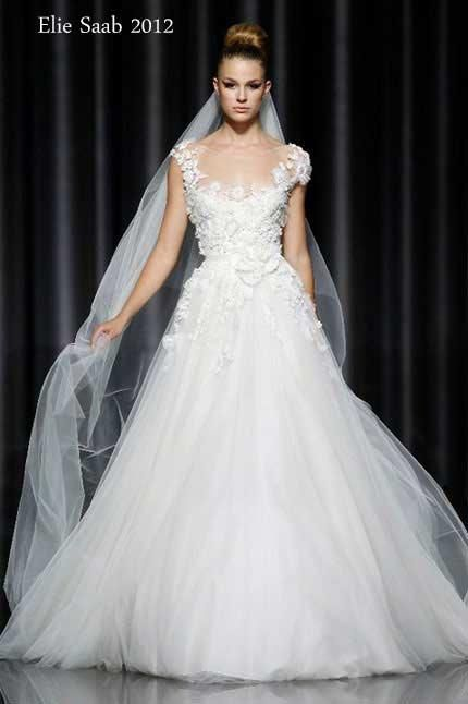 Elie Saab Neftis This Dress For A Fraction Of The Salon Price On Preownedweddingdresses