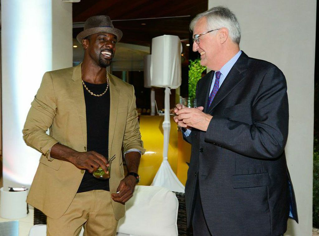Lance Gross & Maurice Hennessy