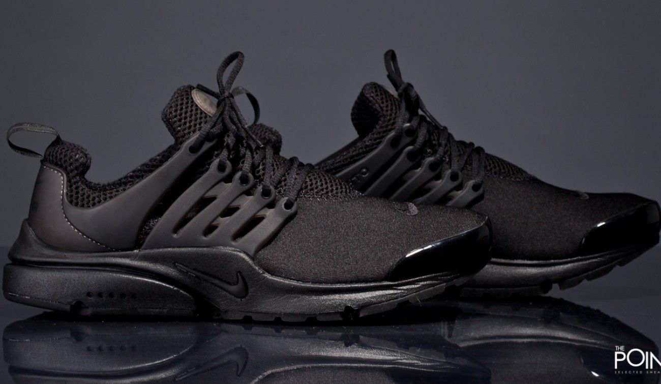 cf93243a416 Zapatillas Nike Air Presto Total Black