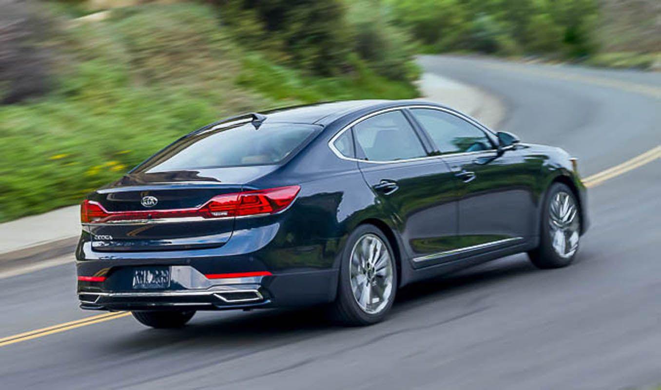 كيا كادينزا 2020 الجديدة كليا سيارة السيدان الكورية الأنيقة والفاخرة تتجد بشكل شبه كامل موقع ويلز In 2020 Kia Car Car Buying