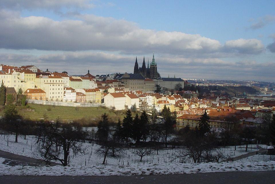 Castello di Praga #Praga #viaggi #journey / seguici su www.cocoontravel.uk