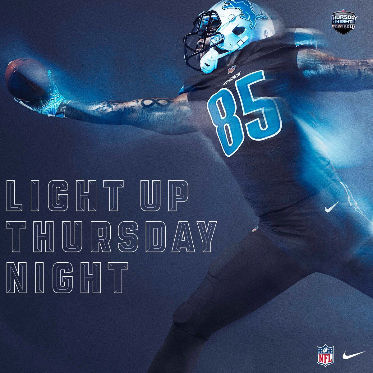 Power Ranking all 32 NFL Color Rush Uniforms 10. Detroit Lions ... 4e90198a6