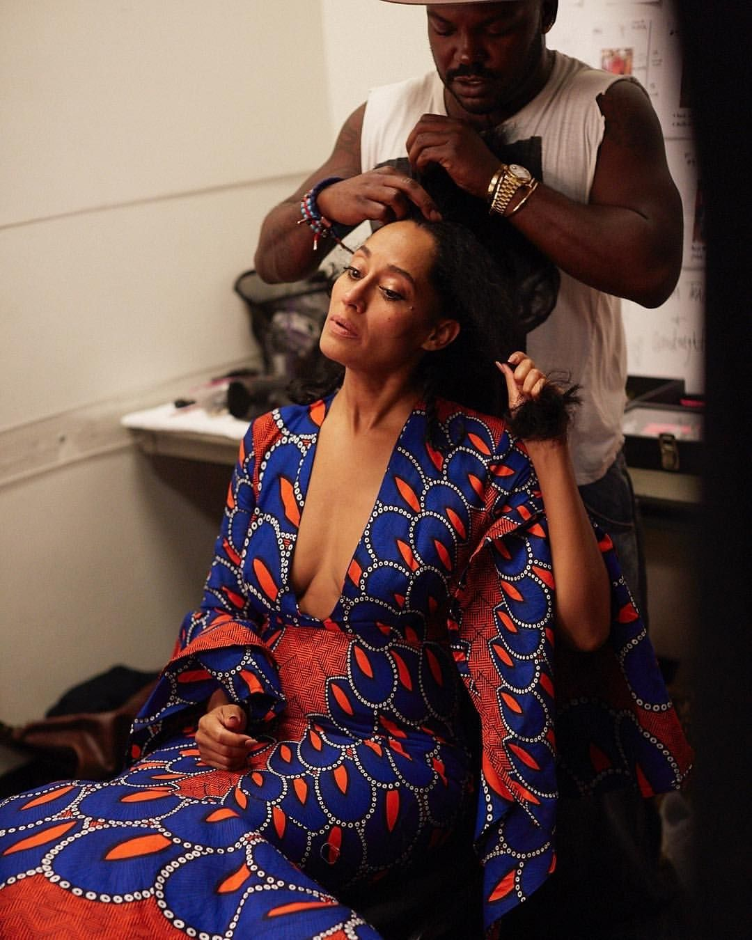 "1a0250d7925e Tracee Ellis Ross on Instagram  ""PROCESS ~  larryjarahsims ..."