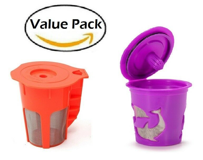 Reusable Keurig Coffee Filter Single Serve K Cup And Multi Serve K Carafe In 2020 Keurig Coffee Keurig Keurig Coffee Makers
