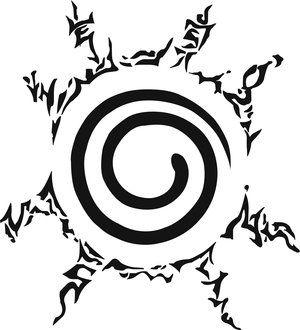 Eight Trigrams Sealing Style In 2020 Naruto Tattoo Anime Tattoos Naruto Symbols