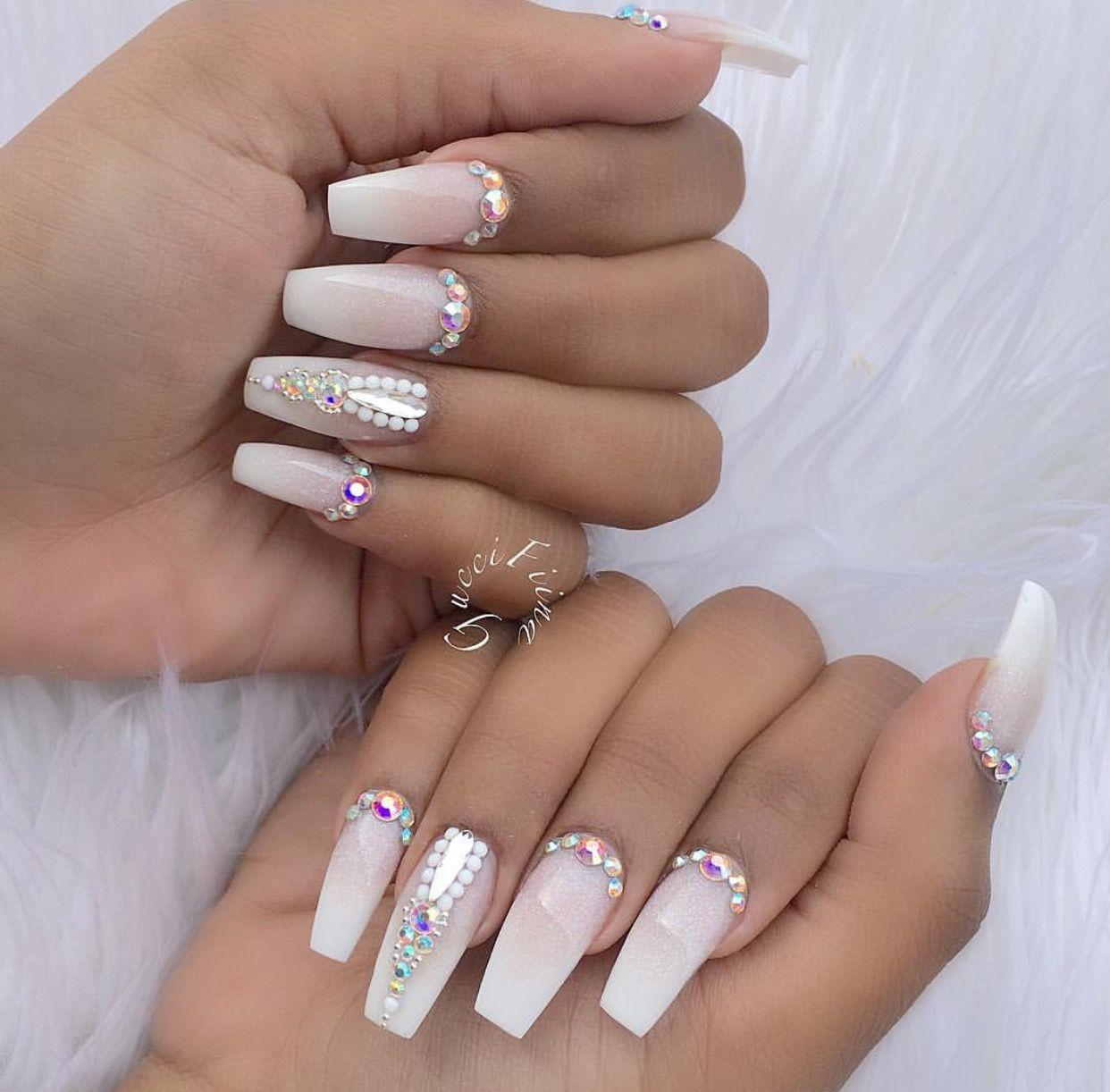 Pin de Janeisha Marie en Uñas | Pinterest | Diseños de uñas