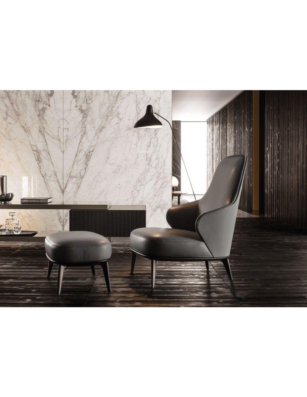 Minotti Leslie | Van der Donk interieur | minotti家具 | Pinterest