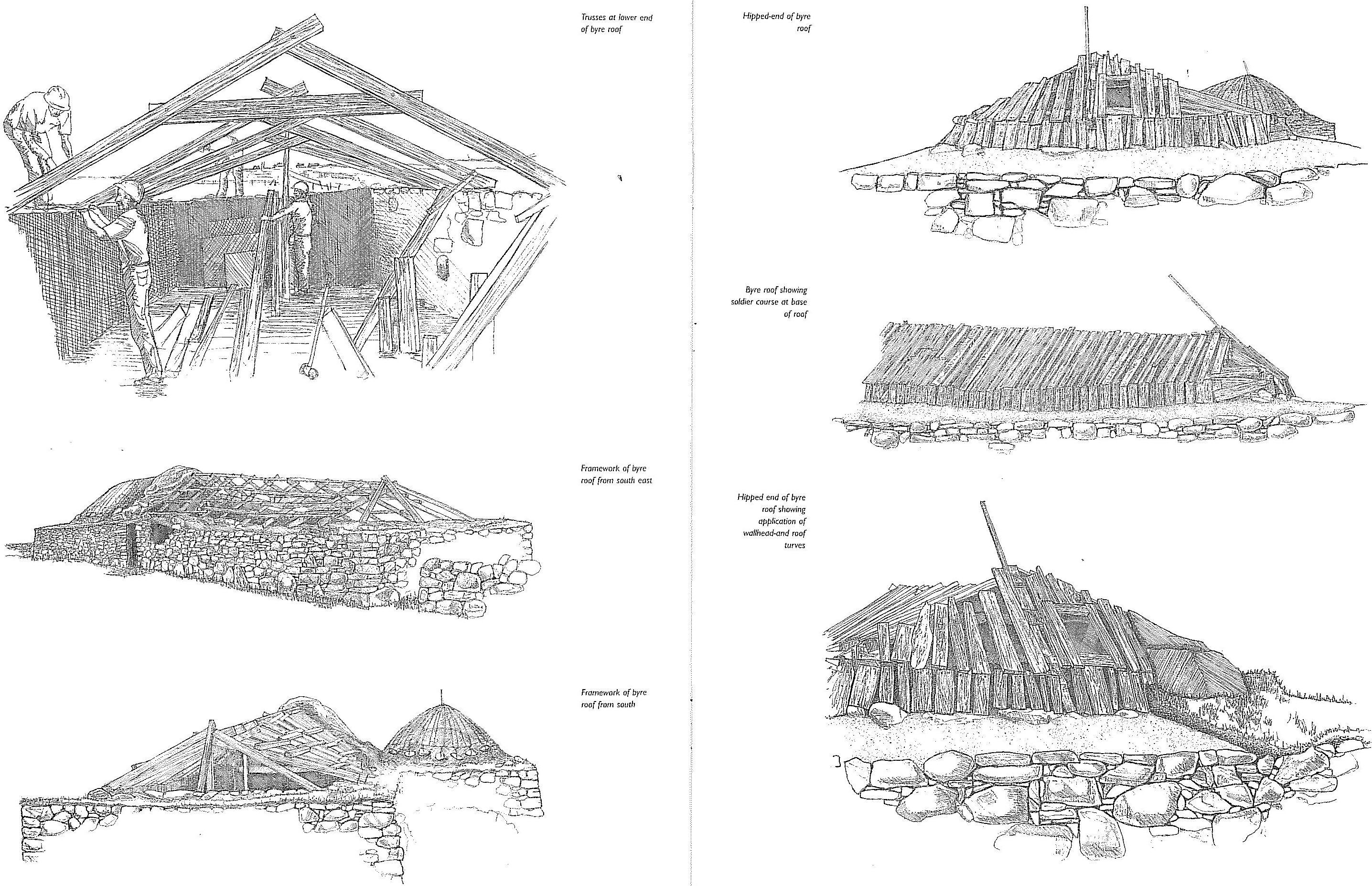 Modelling The St Kilda Blackhouse Vol Ii St Kilda Black House The St