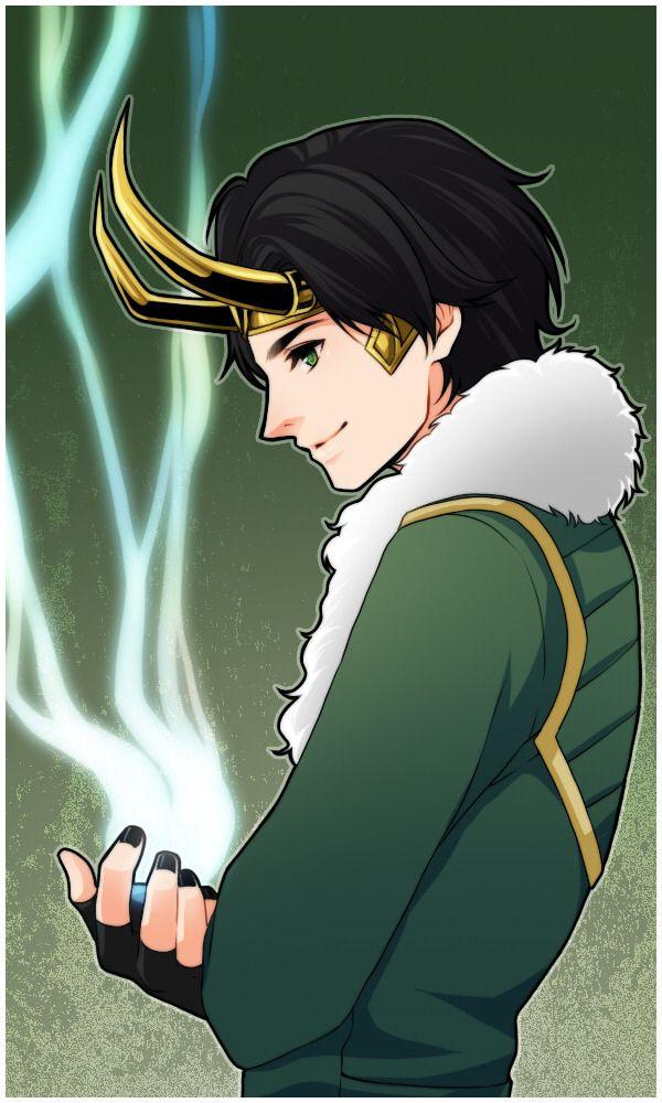 Loki : Agent of Asgard by PrinceOfRedroses on DeviantArt ...