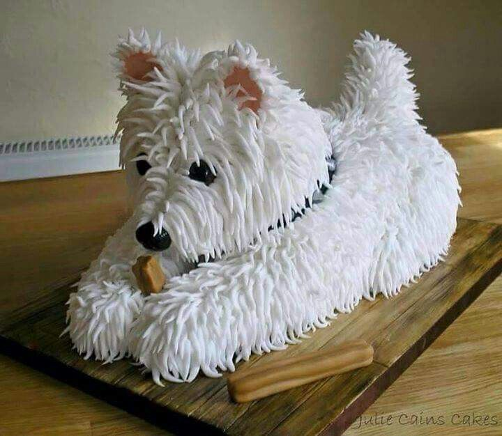 Scottie Dog Cake Decorations : Westie Cake! Westie Love Pinterest Awesome, Taps and ...