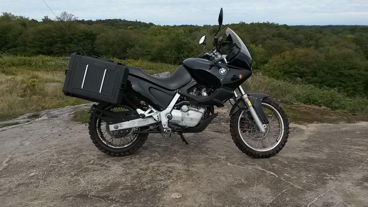 Bmw F650 Funduro 1997 Motorcycles Bmw Motorcycle Bike