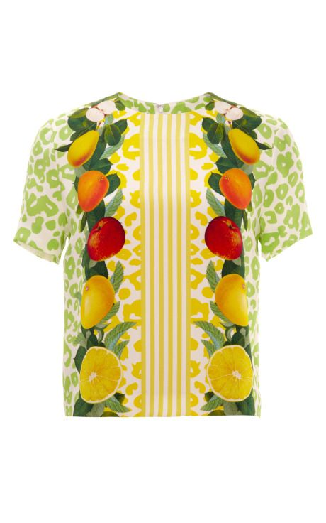 mother of pearl #fruitprint