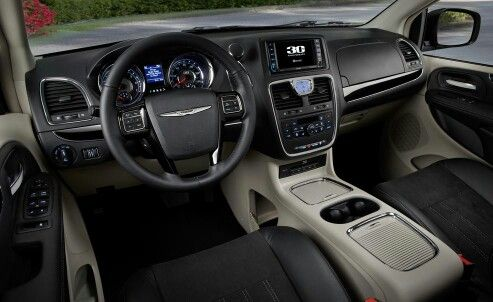 New Caravan Interior With Images Grand Caravan Mini Van