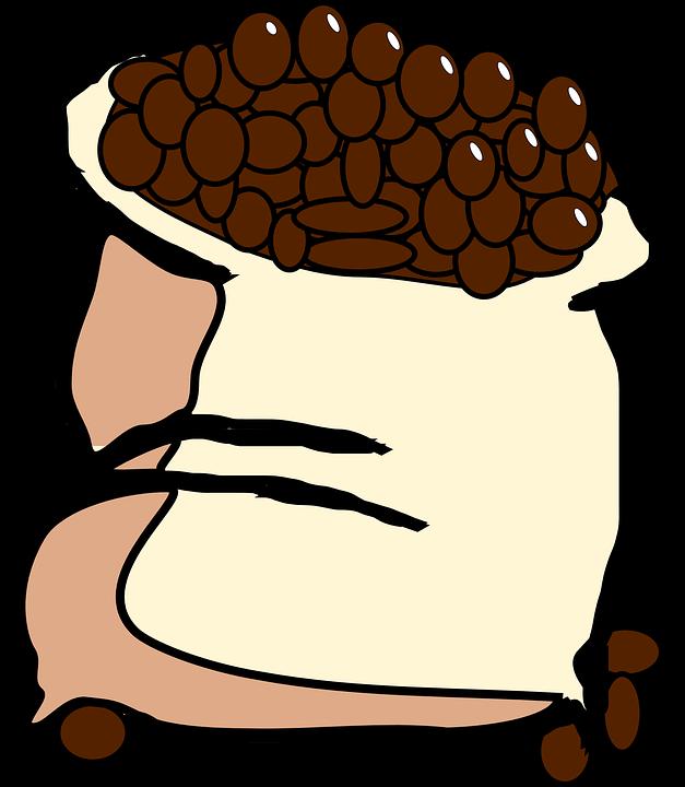 Resultado de imagem para saca de café png