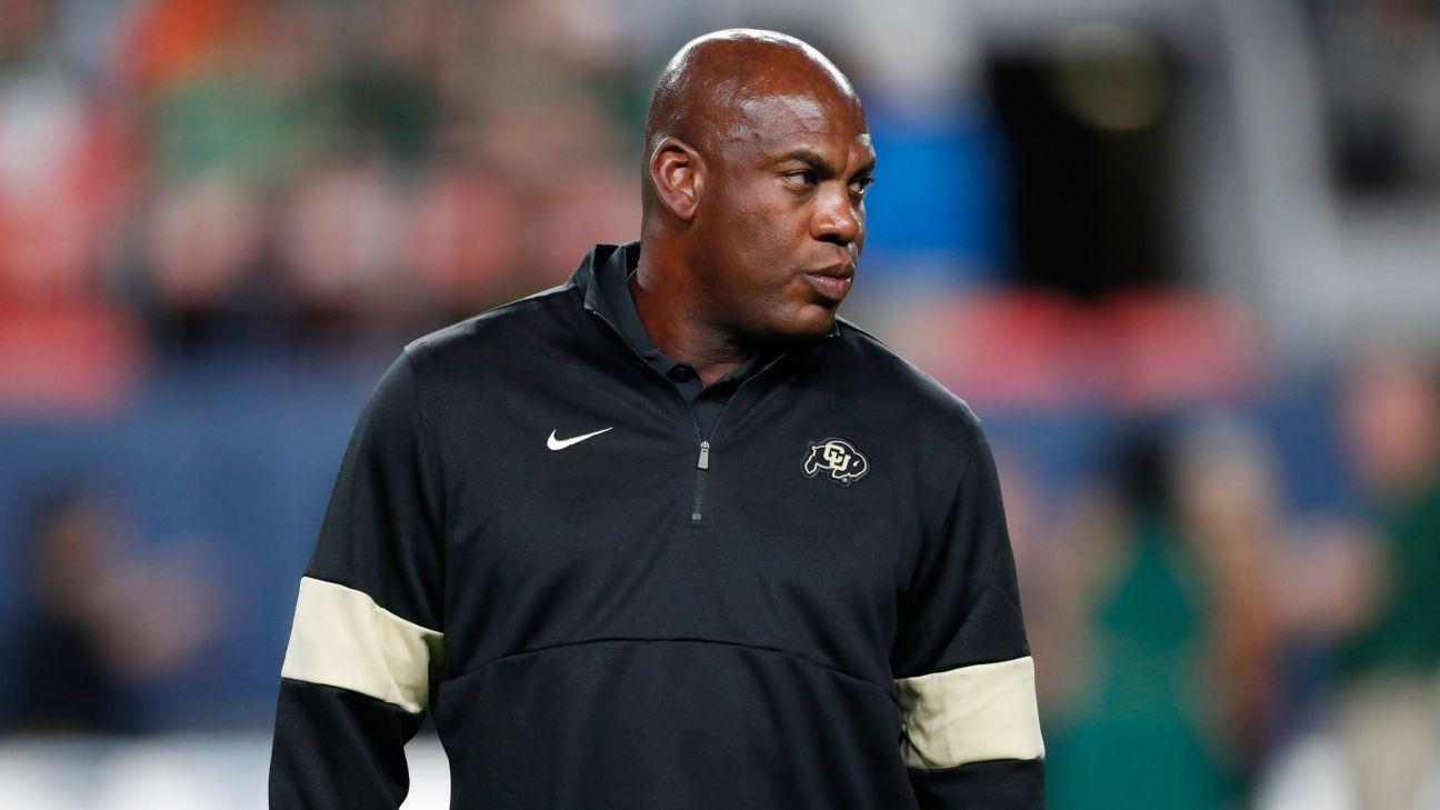 Tucker Leaves Colorado For Michigan State Job In 2020 Msu Football Soccer Coaching Michigan State