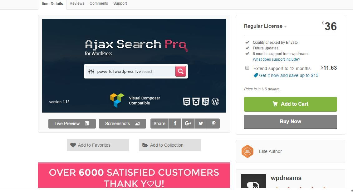 Ajax Search Pro Live Wordpress Search Filter Plugin Plugins Wordpress Ajax