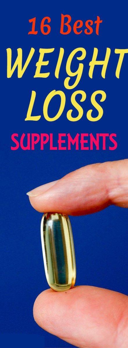 16 Best Weight Loss Supplements That Work 16 Best Weight Loss Supplements That Work