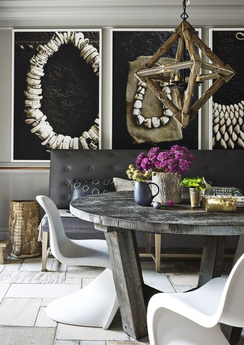 10 Stunning Contemporary Dining Tables To Make Every Dinner Special Modern Dining Tables Rustic Dining Room Dining Room Colors Country Style Decor
