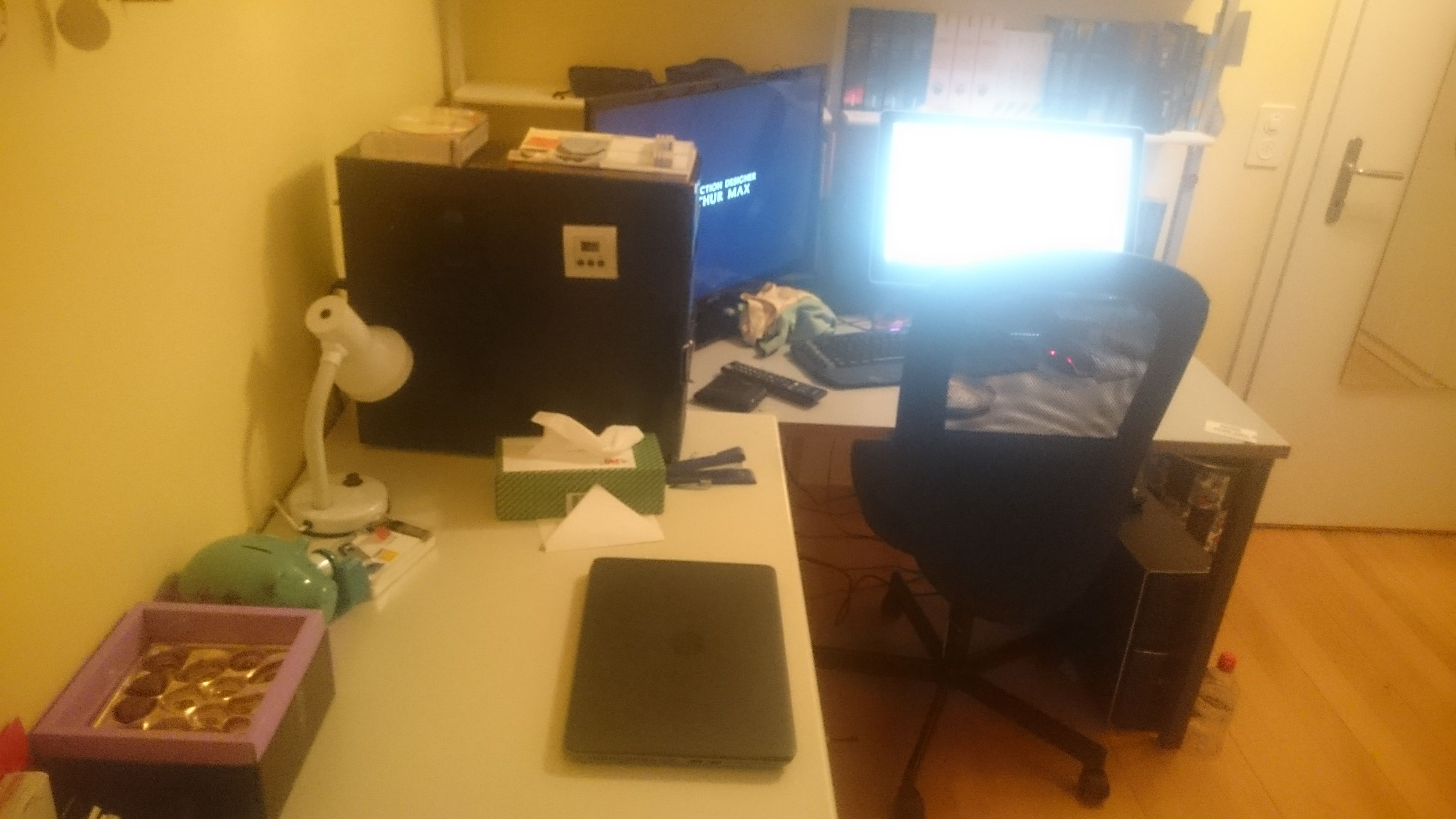 The story from how I went from r/shittybattlestations to r/battlestations