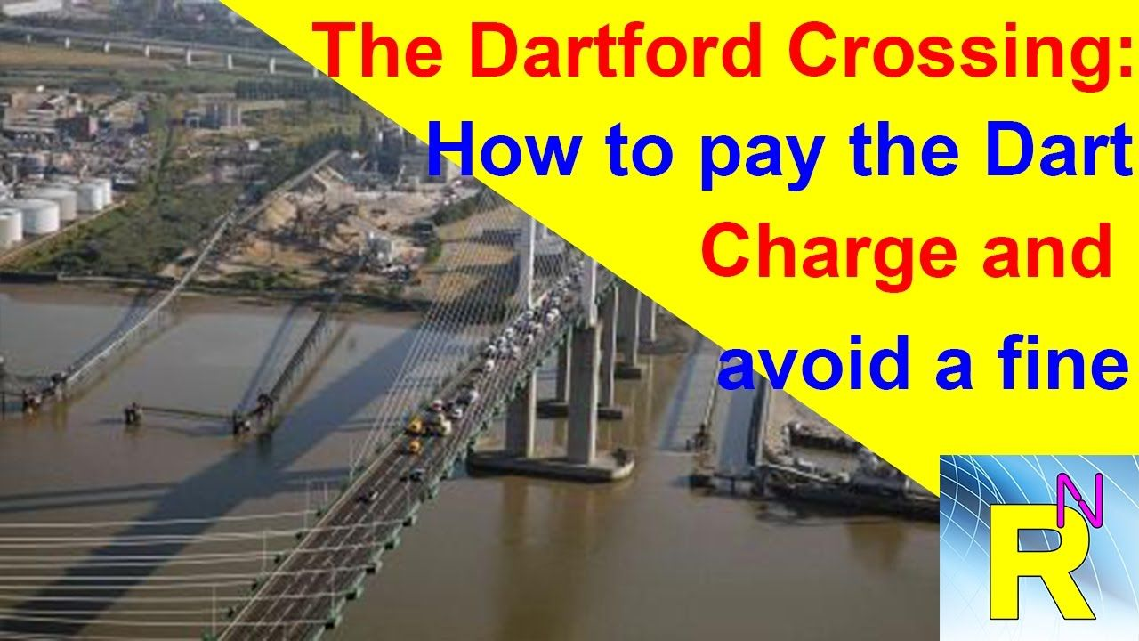 Car review the dartford crossing how to pay the dart