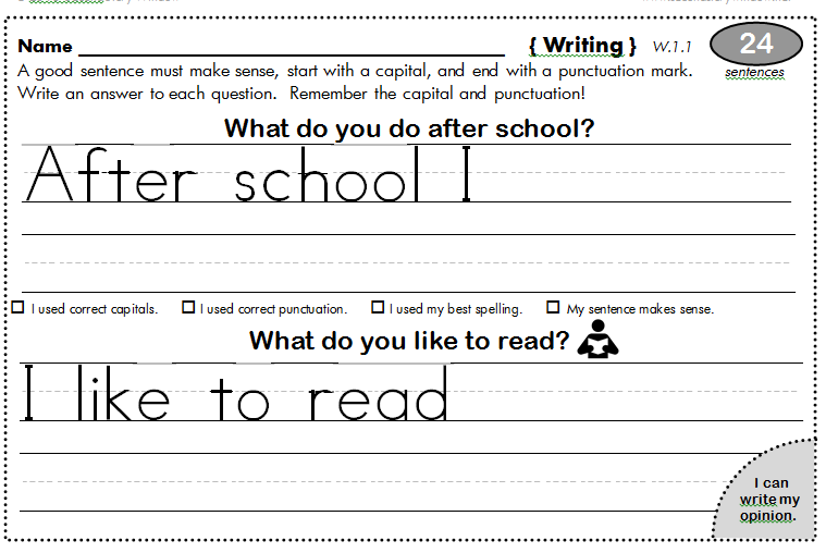 analystical research paper on homeschooling help with my esl – First Grade Writing Worksheets