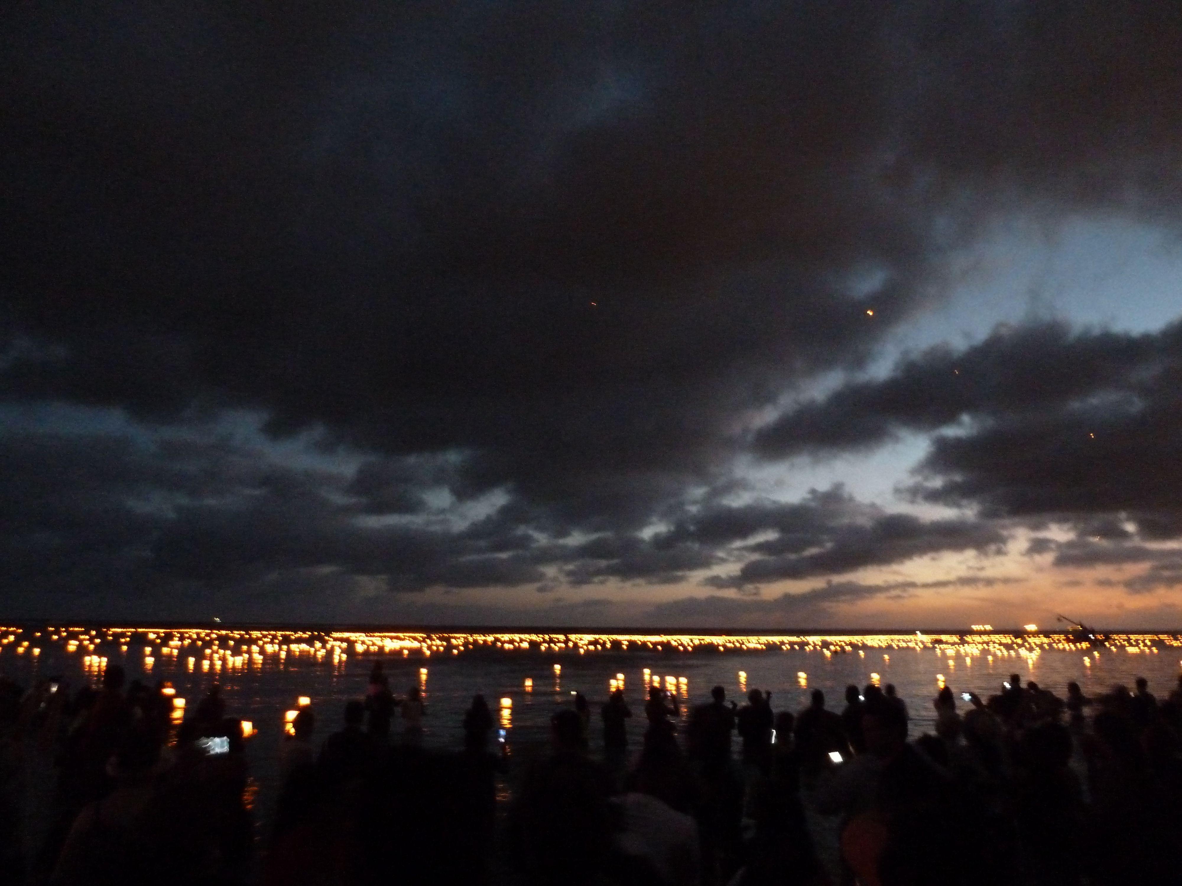floating lantern festival honolulu hawaii i ve captured these