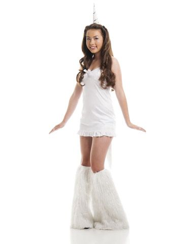 Magical Unicorn Tween Costume needs to be longer!  sc 1 st  Pinterest : costumes for tweens  - Germanpascual.Com