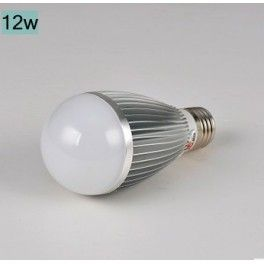 100% Brand New.Epistar LED bulb Rated Power : 12w (To Ensure the lifespan > 50000hours and Less heat ) Voltage: 85v~ 265v Color : Warm White/White / Cool White Base : E14/E27  3W led candle light Bulb,AC85-265V base E14 Warm white/Pure white1W led lamp,Silver/Gold shell,10pcs/lot+free shipping$35.90