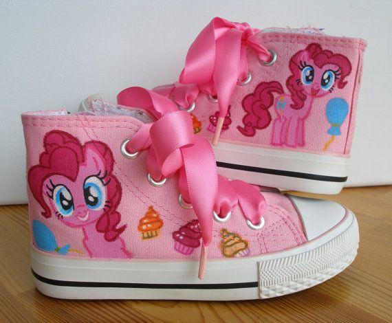 Pony shoes, My little pony birthday party