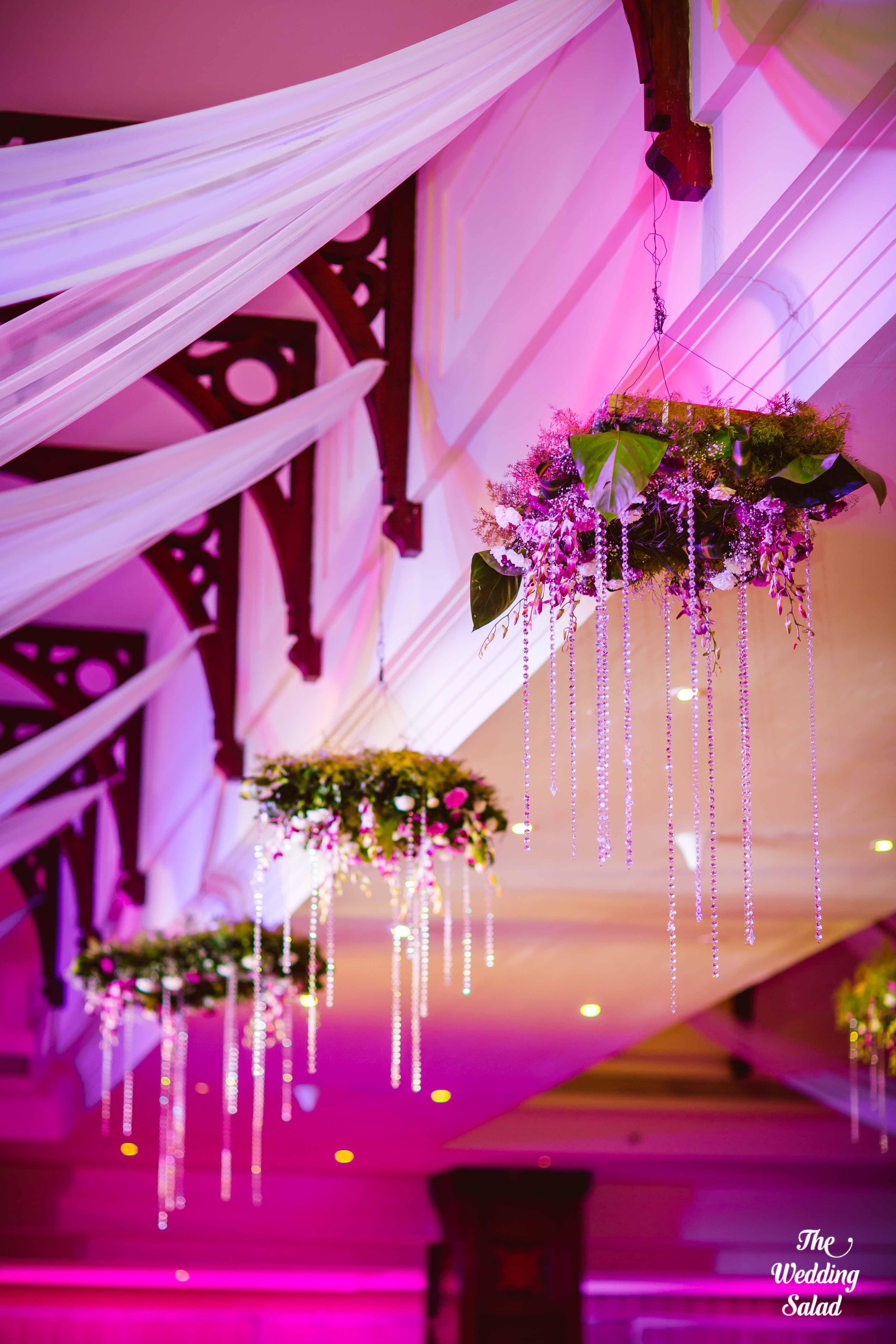 Indian Sangeet Decor   Photo by The Wedding Salad   Wedding ...