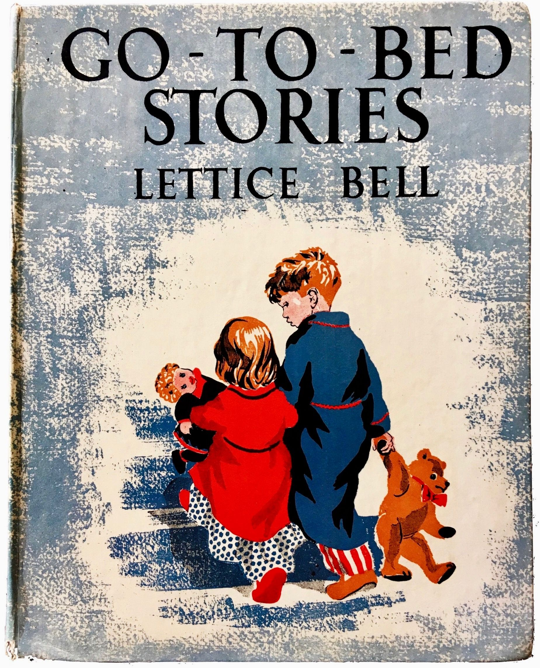 GoToBed Stories by Lettice Bell (Beautiful Decorative